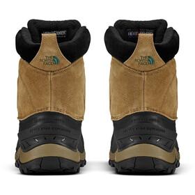 The North Face Chilkat III Boots Herre british khaki/tnf black